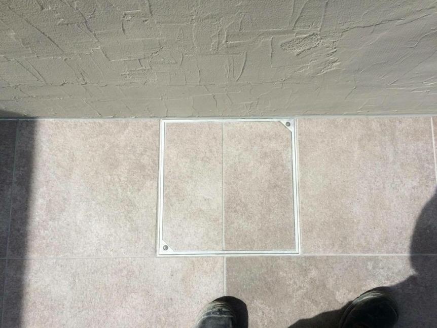 New TSL-Pro-Line Triple Sealed Aluminium Reccessed Manhole Covers