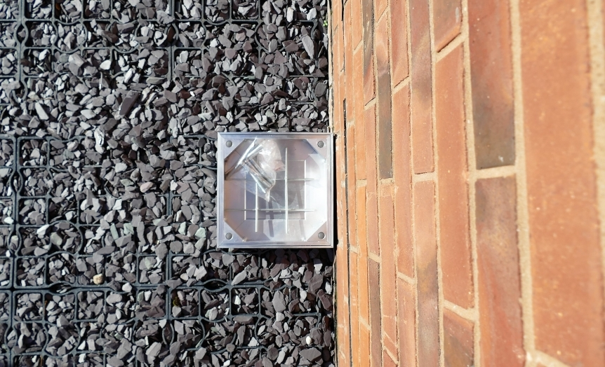 Small TSL-Pro-Line Triple Sealed Aluminium Reccessed Manhole Covers