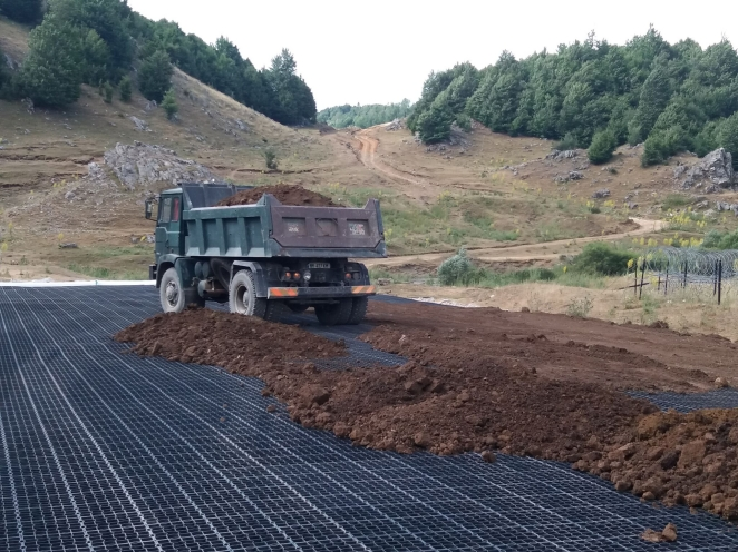 EcoGrid MOD Installation in Albania