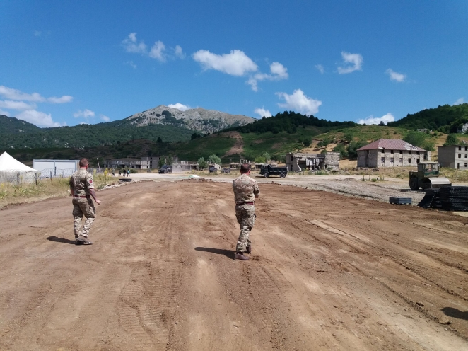 EcoGrid MOD Installation in Albania