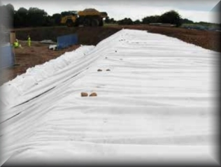 EcoGrid Blog, NW8 Non-Woven Geotextile