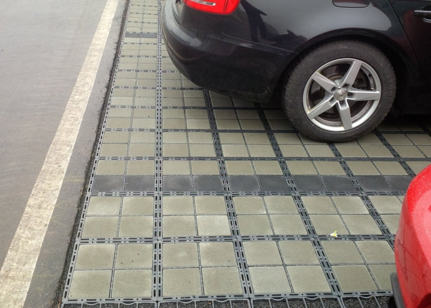 EcoGrid Flash Flooding Blog - Permeable Paving Solutions