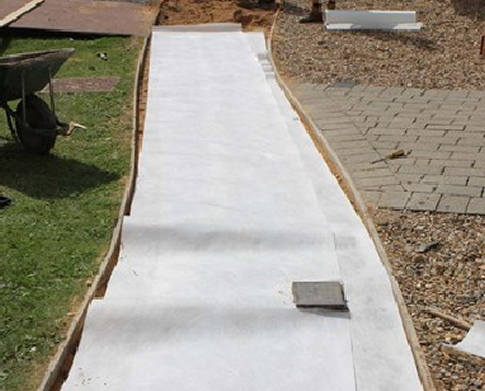 EcoGrid Blog - Sun is Shining; Geotextile Membranes