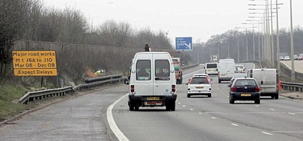 EcoGrid Blog - Eco Hard Shoulders for Smart Motorways