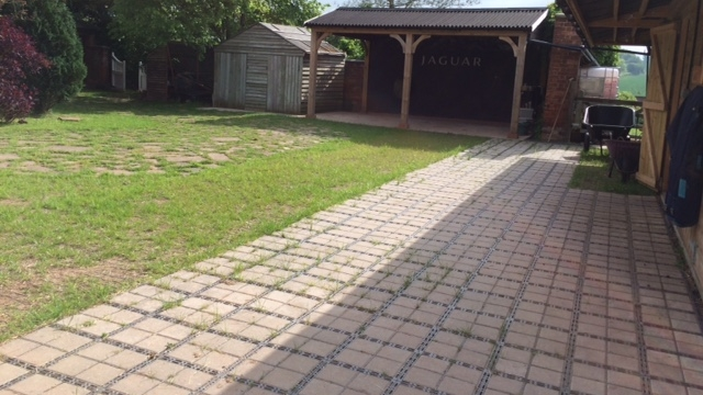 EcoGrid Testimonial - Horse Stable
