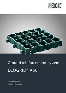 EcoGrid A50-Product spec