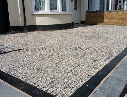 New EcoGrid Resin Installations by Essex Permeable Surfaces Ltd