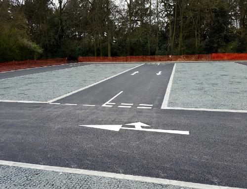 Gravel Car Park