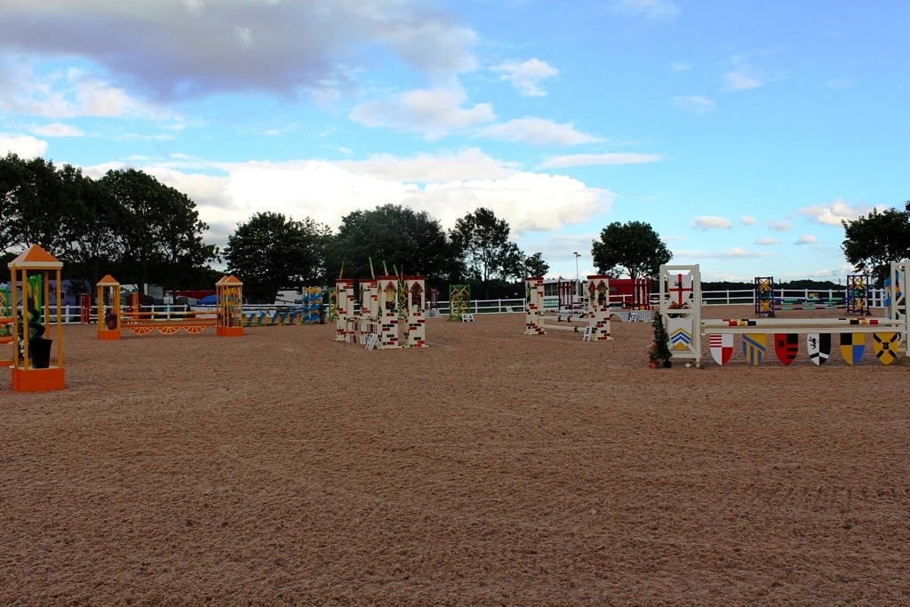 EcoGrid Horse Arena, Scope Showjumping Festival
