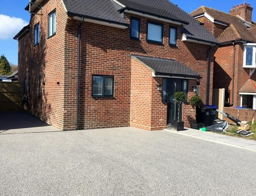 Driveway by Advanced Resin Solutions
