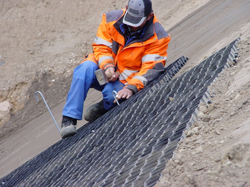EcoGrid - Embankment Reinforcement