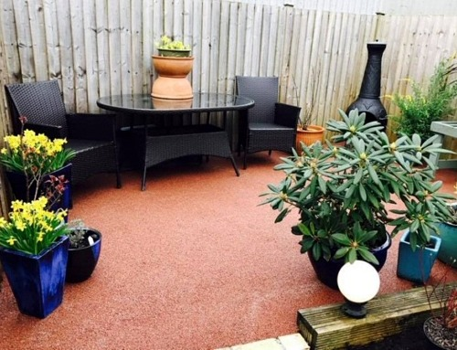 Resin Garden Space by Erinstone