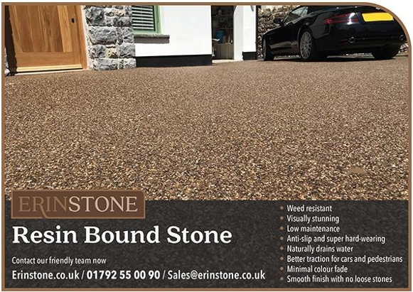 Erinstone & EcoGrid for Resin Bound Stone Driveways