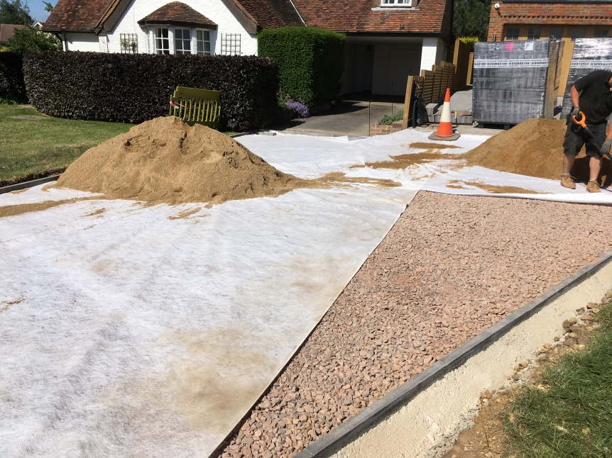 Step by Step EcoGrid Driveway Installation
