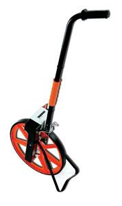 Meter measuring wheel