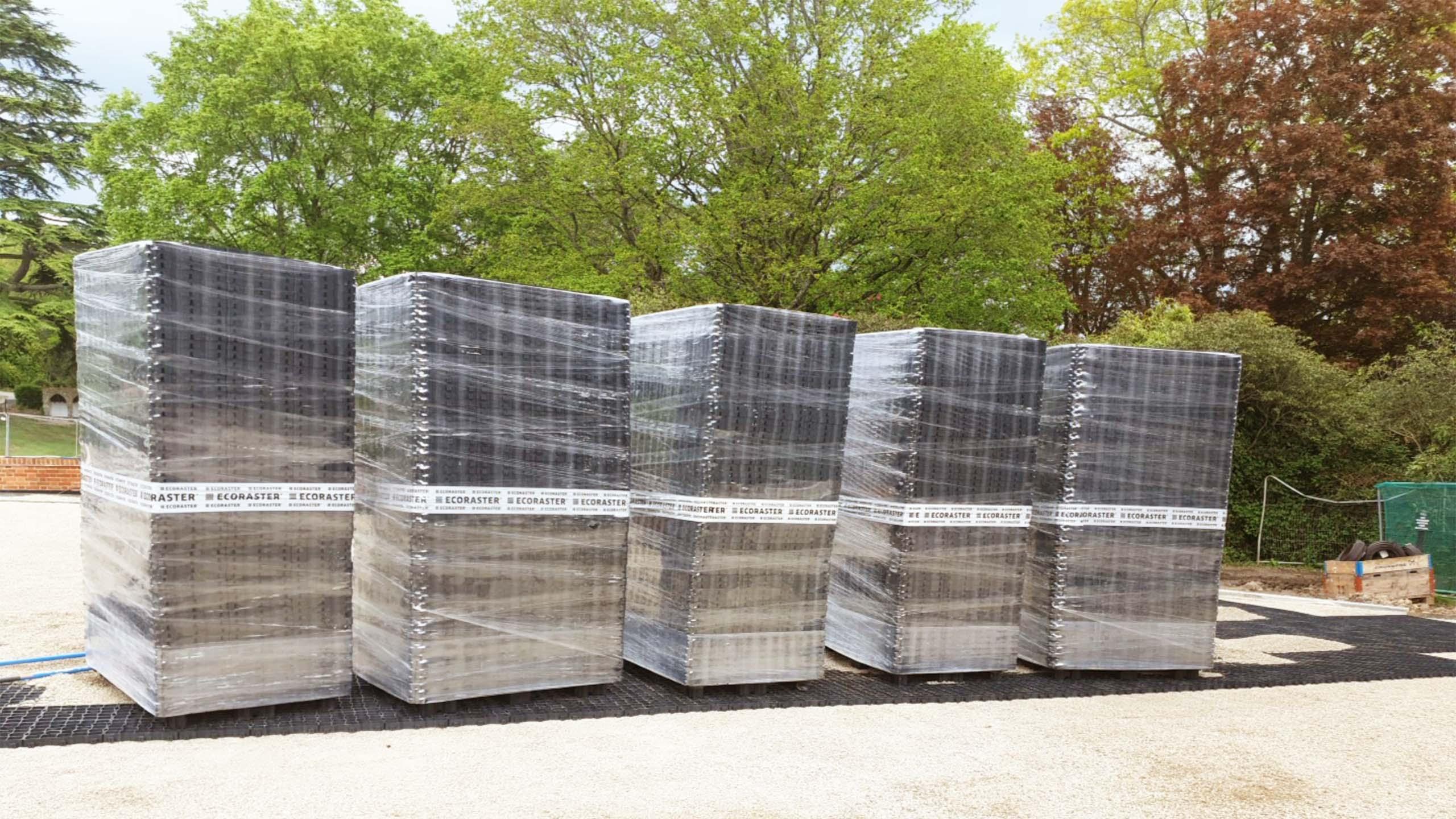 5 Packs Of EcoGrid E40