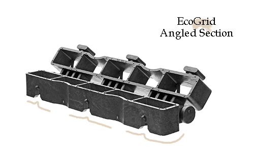 EcoGrid Angled Section