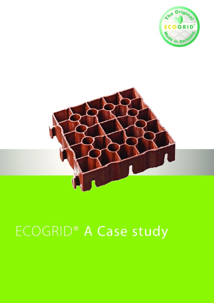 EcoGrid Equestrian Case Study #1