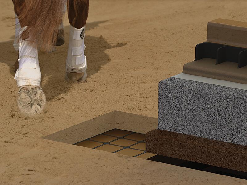 EcoGrid Equestrian Horse Tread