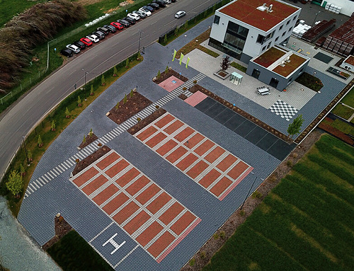 EcoGrid Bloxx For Helipads