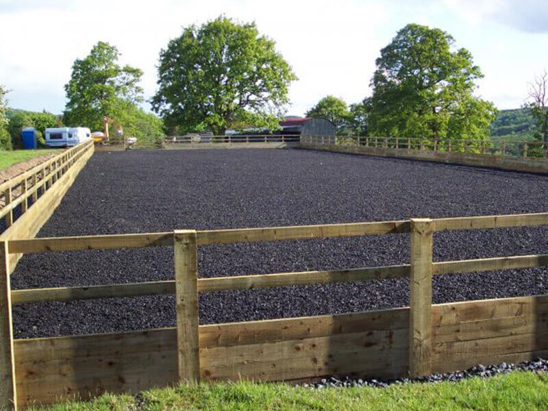 Equine Rubber
