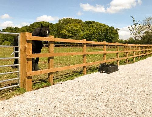 Stockdale Fencing Ltd Horse Arena Fitting