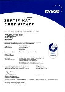 thumbnail of TUV certification